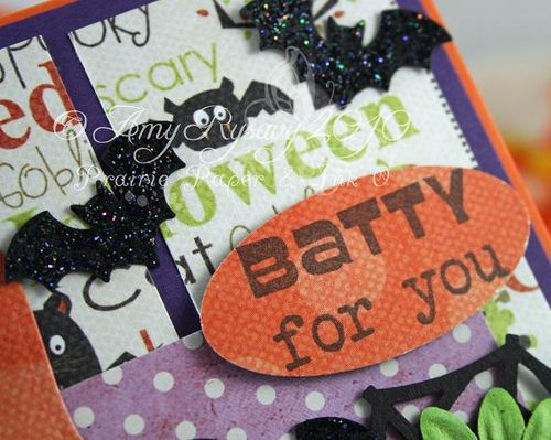 CCD SP Hween Birgitta Batty4U Card Closeup 2 by AmyR