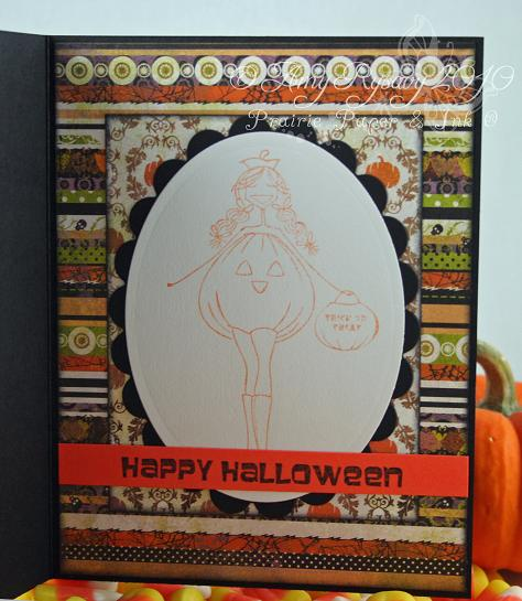 Bella TorTabella Hween Wishes Card Inside by AmyR