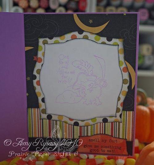 Fluffles TorT Card Inside by AmyR
