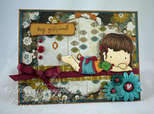 AmyR Sassy Sentiments HGF Card by AmyR