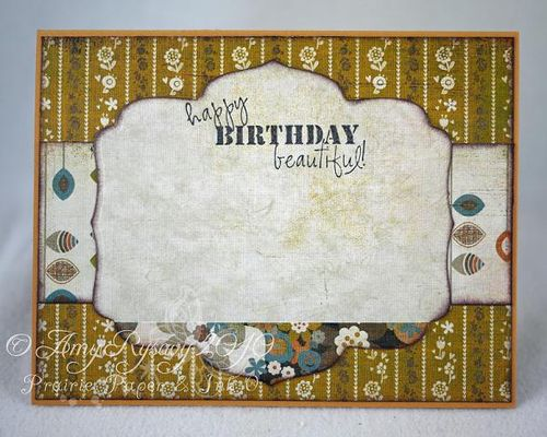 AmyR Sassy Sentiments HGF Card Inside by AmyR