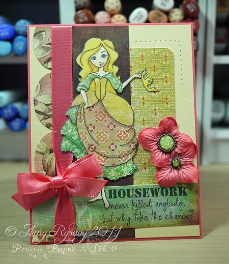 SN Lilliane PP Card by AmyR