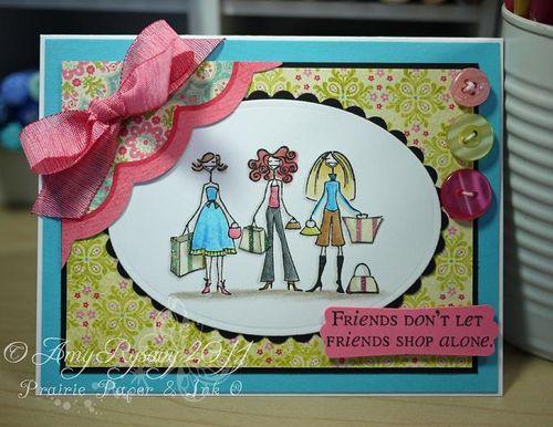 Bella Shopabellas FDLF Card by AmyR
