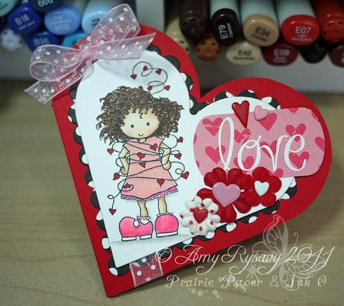 Bella WIL Love Card by AmyR