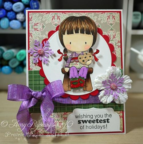 CCD Sweetest of Holidays Card by AmyR