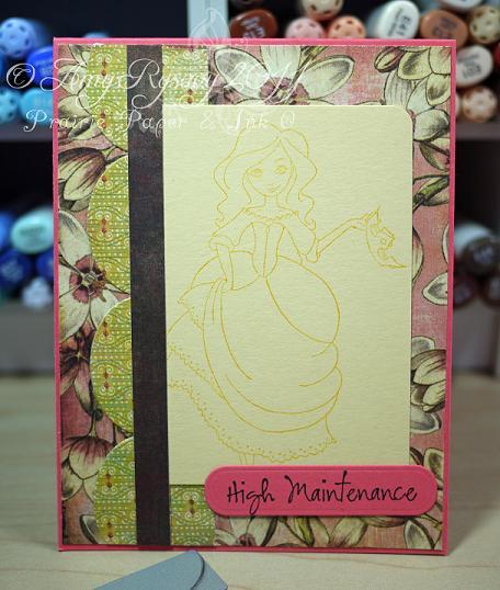 SN Lilliane PP Card Inside by AmyR