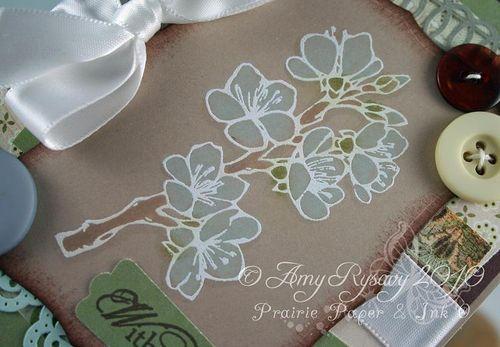 AmyR With Sympathy Card Closeup by AmyR