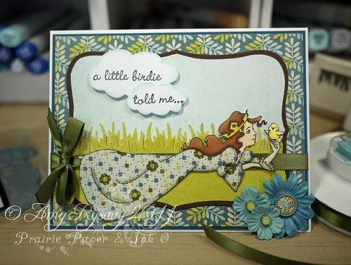 SN Little Birdie Card by AmyR