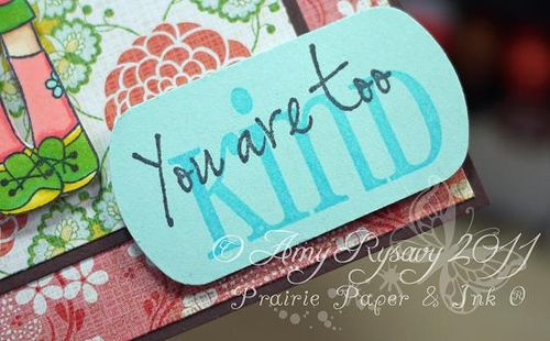 CCD Honey August yatkind Card Sentiment Closeup by AmyR