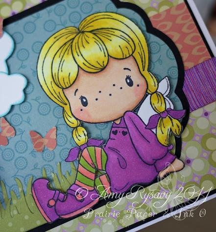 CCD SP Swthrt Birgitta Hello Gorgeous Card Closeup by AmyR