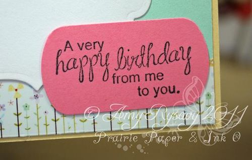 CCD SP BDay Gretel Celebrate Card Closeup Inside by AmyR