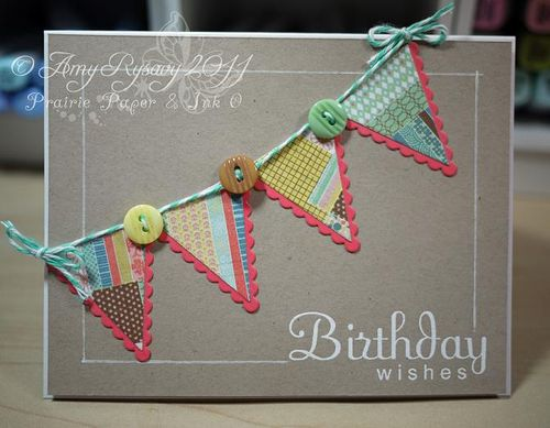AmyR GG Bday Wishes card by AmyR