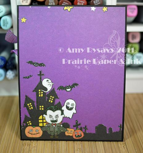 PS Hweenies Candy Corn Card Inside by AmyR