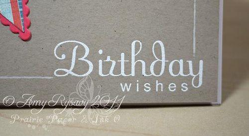 AmyR GG Bday Wishes card Closeup by AmyR
