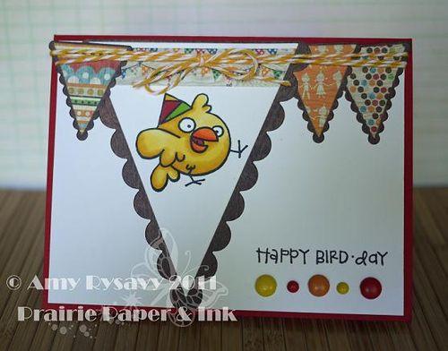 PS Happy Birdday Card by AmyR