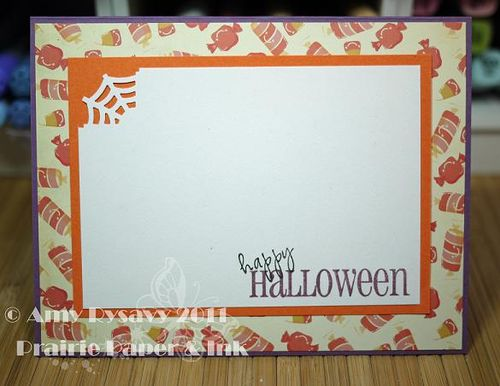 Ms CS too cute to spook Card Inside by AmyR
