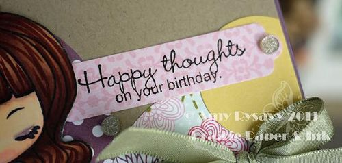 TGF PrAnya Happy Thoughts Card Closeup 2 by AmyR
