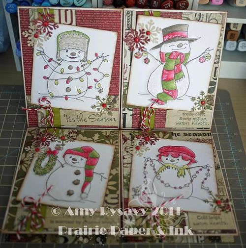 Holiday Card 6-9 by AmyR
