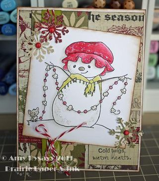 Holiday Card 8 by AmyR