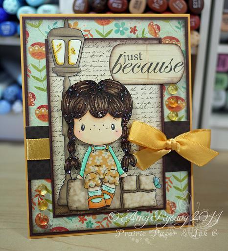 CCD CuteBirgitta JB Card by AmyR