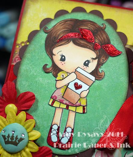 CCD Latte Kiki atf Card Closeup by AmyR