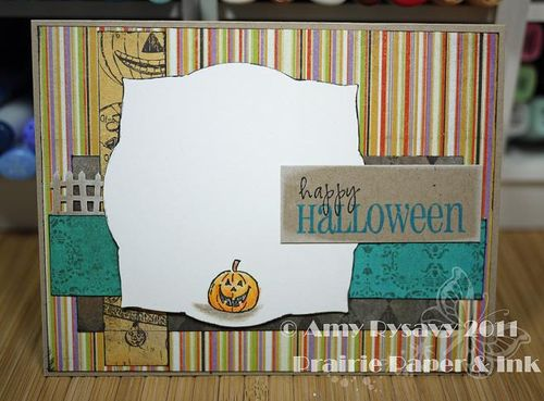 SU st too cute to spook card Inside by AmyR