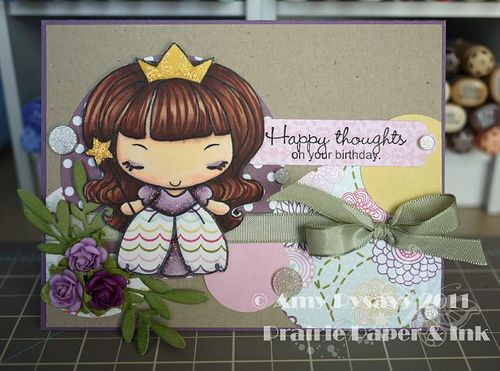 TGF PrAnya Happy Thoughts Card by AmyR