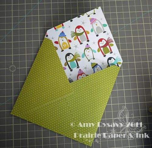 Square Envelope by AmyR