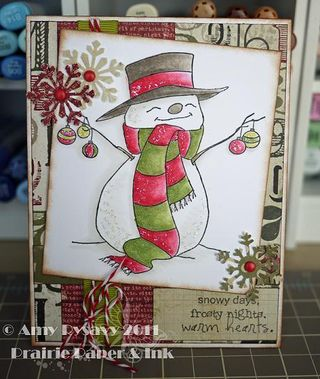 Holiday Card 7 by AmyR