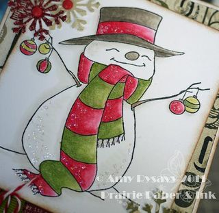 Holiday Card 7 Closeup by AmyR