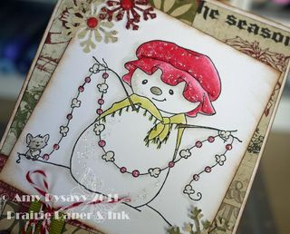 Holiday Card 8 Closeup by AmyR
