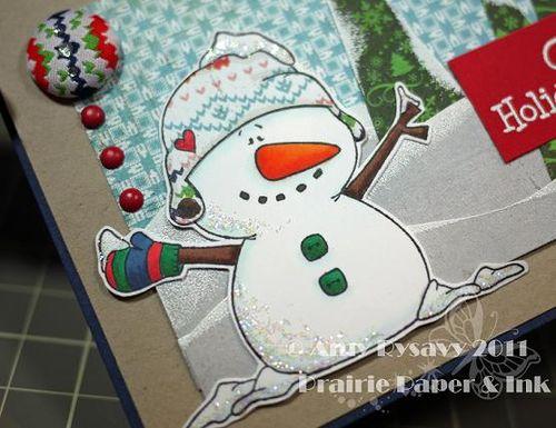 AmyR Holiday Card 3 Closeup