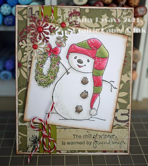 Holiday Card 6 by AmyR