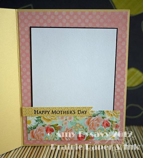 Mothers Day Card 2 Inside by AmyR