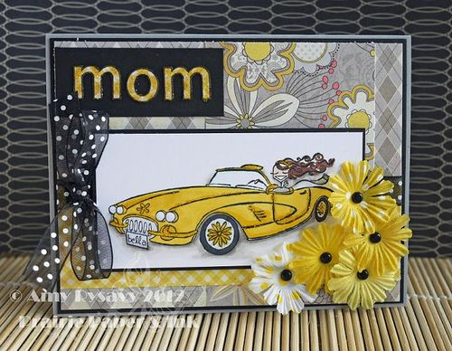 Mothers Day Card 9 by AmyR