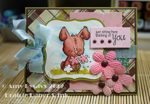 Spring Easter Card 8 by AmyR
