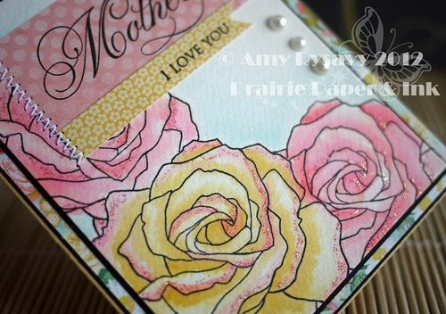 Mothers Day Card 2 Closeup by AmyR