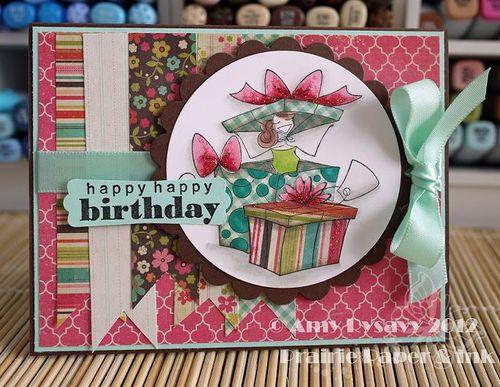 Birthday Card 1 by AmyR