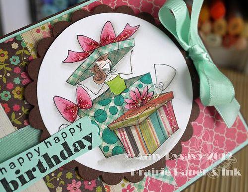 Birthday Card 1 Closeup by AmyR