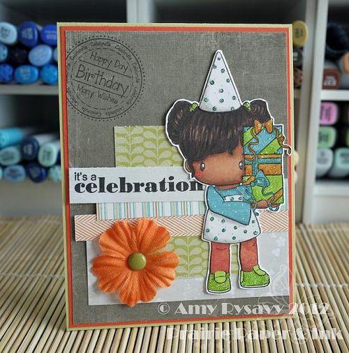 Birthday Card 2 by AmyR