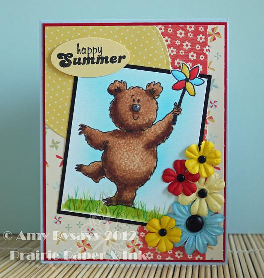 Summer Card 4 by AmyR