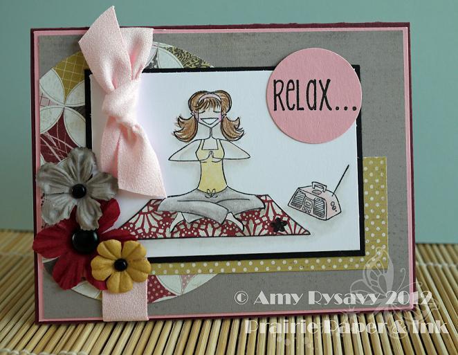 Summer Card 5 by AmyR