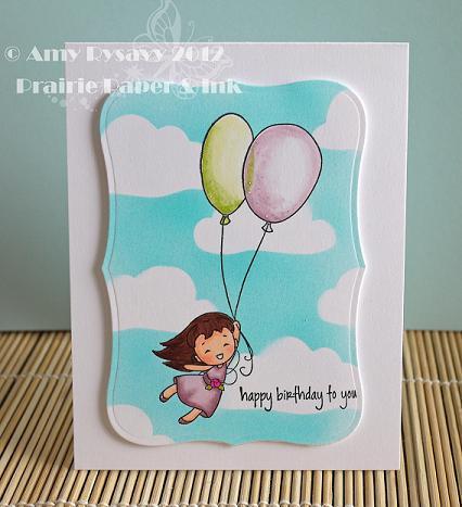 Birthday Card 5 by AmyR