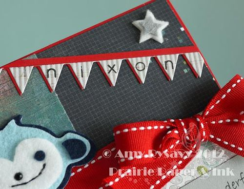 Baby Card 2 Closeup 2 by AmyR