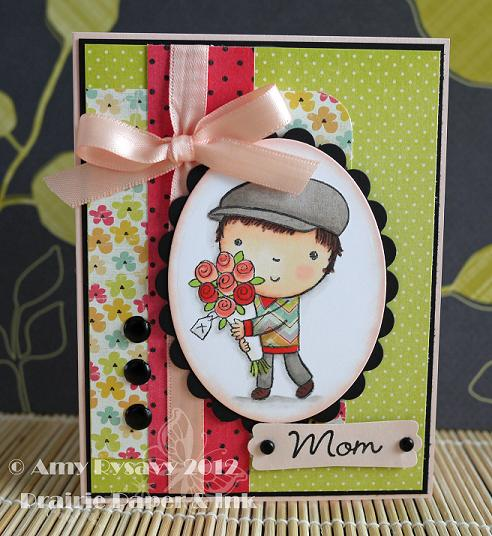 Mothers Day Card 7 by AmyR