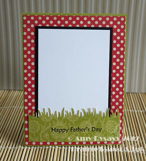 Fathers Day Card 2 Inside by AmyR