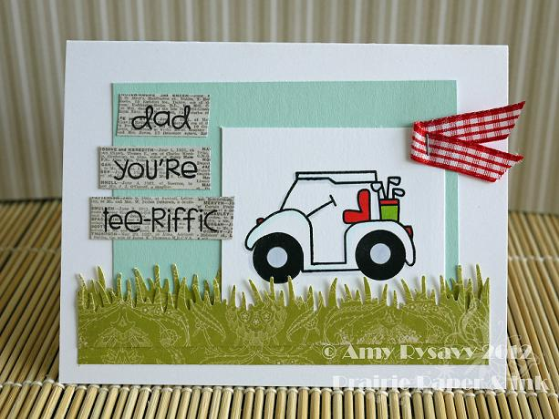 Fathers Day Card 4 by AmyR