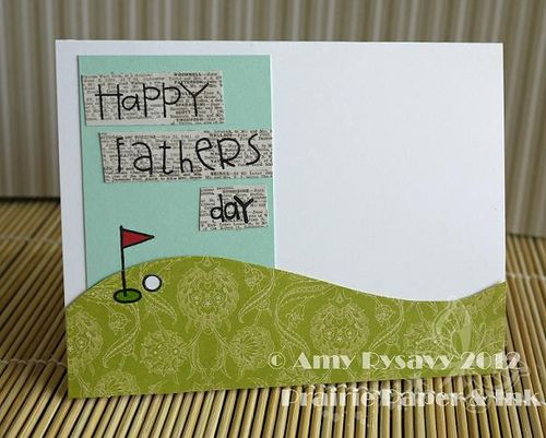 Fathers Day Card 4 Inside by AmyR