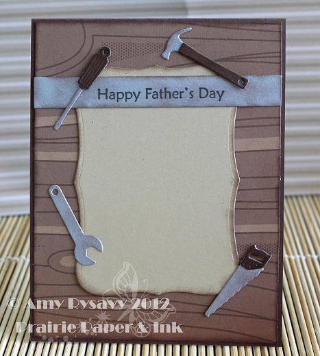 Fathers Day Card 5 Inside by AmyR