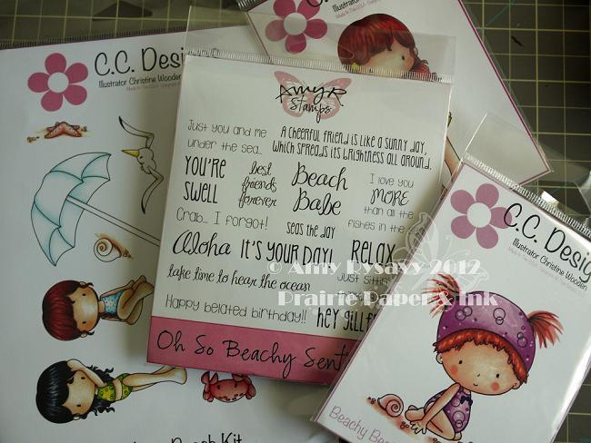 Stamp Packaging